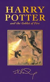 Harry Potter and the Goblet of Fire Audio Book