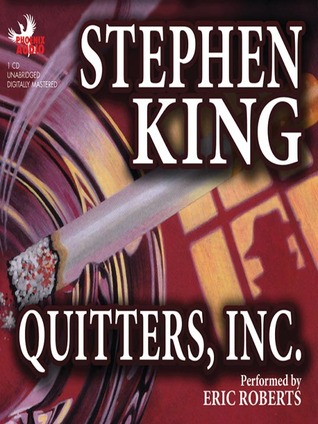 Stephen King - Quitters, Inc - Audiobook Free