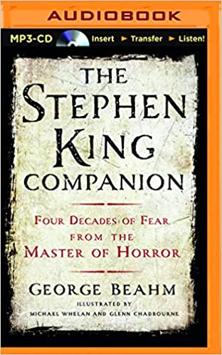 George Beahm - The Stephen King Companion Audiobook Free
