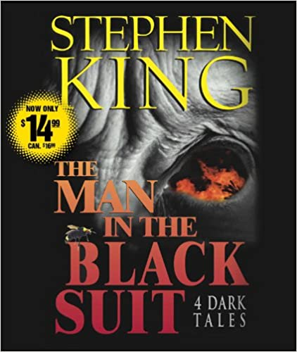 The Man in the Black Suit: 4 Dark Tales Audiobook Download Free